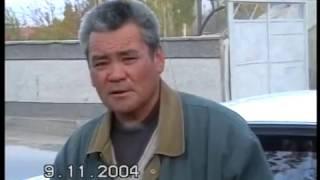 preview picture of video 'Хайдаркан, ноябрь 2004 г. (1-я часть). Кадамжай, дорога в Хайдаркан, мех.цех'