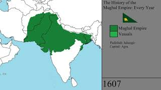 The History Of The Mughal Empire: Every Year