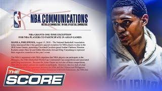 The Score: TJ Manotoc provides details about his interview with Jordan Clarkson