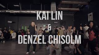 "Denzel Chisolm And Kai Lin - ""Dance With Me"" 112"