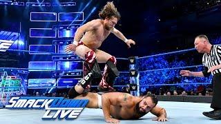 Daniel Bryan vs. Rusev - Men's Money in the Bank Qualifying Match: SmackDown LIVE, May 8, 2018 - Video Youtube