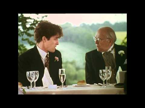 Four Weddings and a Funeral Movie Trailer