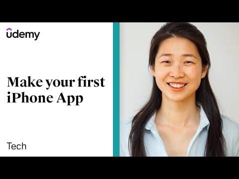 How to Make An iOS APP | App Development Tutorial | Udemy ...