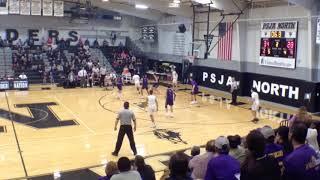 Matthew Cantu PSJA North (Sophomore highlights)