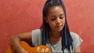 Poesia Acústica #6   Parte Do Mc Cabelinho + Azzy   Cover Alienada