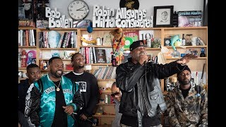 Wu Tang Clan: NPR Music Tiny Desk Concert