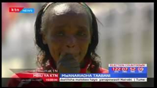 Mbiu ya KTN:Mwanariadha taabani