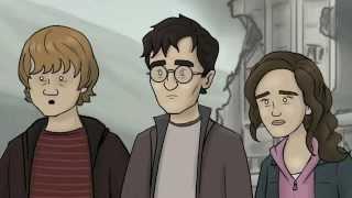 """Как должен был закончиться """"Гарри Поттер"""""""