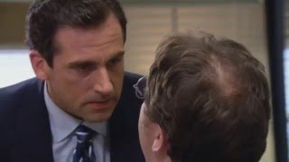 The Office - Dwights betrayal