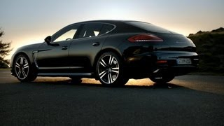 The new Porsche Panamera - Exterior Design