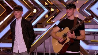 Sean & Conor: Brothers Deliver One Of The BEST Auditions EVER | The X Factor UK 2017