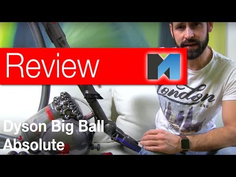 Review: Dyson Cinetic Big Ball Absolute Bodenstaubsauger [german]