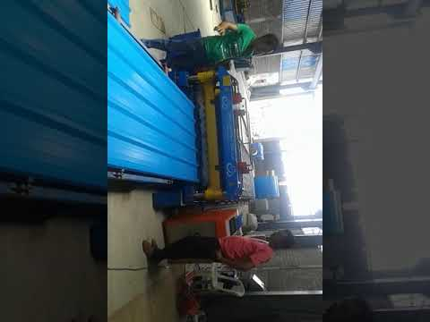 Asbestors Roofing Sheet Making Machine