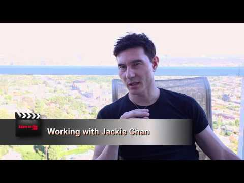 David No Interview: Jackie Chan, Matrix & Battle of Wills