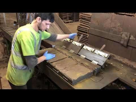 Spicer Tiles - British Handmade Clay Roof Tiles Production Video