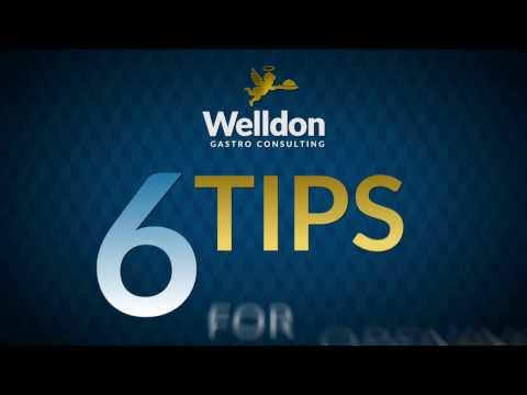 Welldon Restaurant Consulting Brand Identity