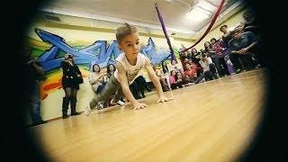 Hip Hop & Break Dance Kids Battle (D-Motion)