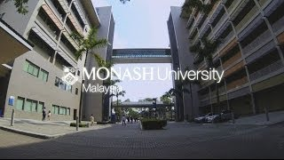 Monash University Malaysia - What Will Your Monash Day Be Like?