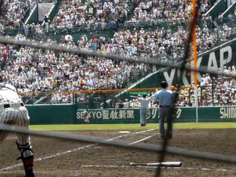 帝京vs敦賀気比 ダイジェスト(91回選手権・2回戦)