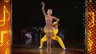 Танец с южноамериканским шармом!