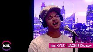 Guy Sebastian's BREATHTAKING Live Performance Of 'Before I Go' | KIIS1065, Kyle & Jackie O