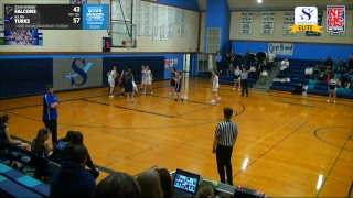 Lady Turks Vs. South Whidbey