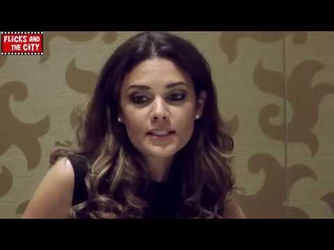 Constantine Comic Con Interview - Angelica Celaya | MTW