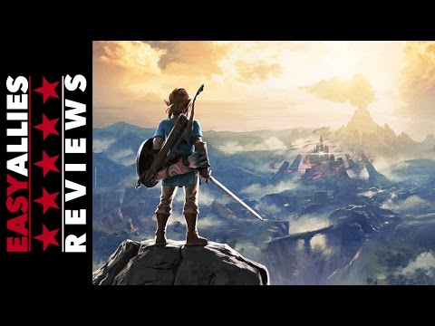 The Legend of Zelda: Breath of the Wild - Easy Allies Review - YouTube video thumbnail