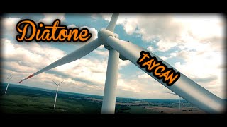 Diatone Taycan in it's territory --Cinewhoop~GoPro Hero 7 Black--