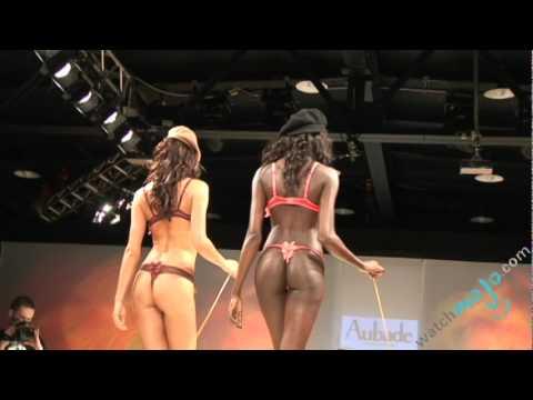 Lingerie Francaise Fashion Show - Part 2