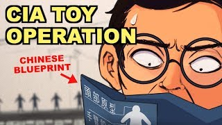 The CIA's Top Secret TOY Operation in South Asia