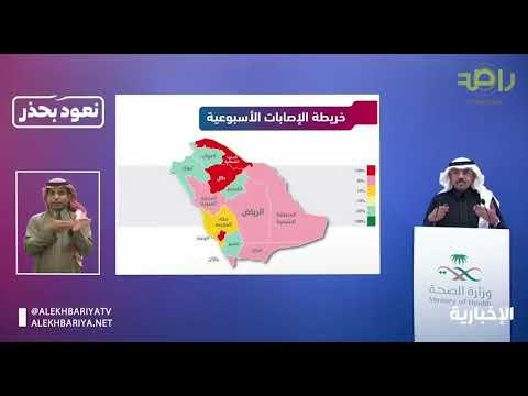 متحدث الصحة | ارتفاع الإصابات بفيروس كورونا في المملكة تحت السيطرة