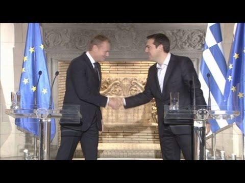 Α.Τσίπρας: «Η Ελλάδα έχει αναλάβει βάρος δυσανάλογο με τις δυνάμεις της»