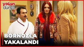 Gülistan, Tülay ve Selahattin'i Evde Bastı! - Yalan Dünya 77. Bölüm