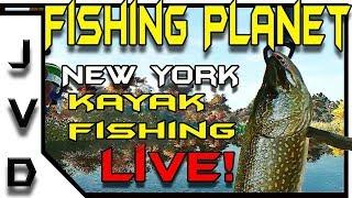 fishing planet new york kayak - मुफ्त ऑनलाइन