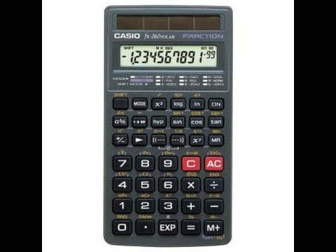 Top 10 Best Scientific Calculators In 2015 Reviews