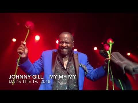 Johnny Gill  My My My