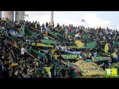"""""""Aldosivi 2 - Racing 1 // Www.SomosAldosivi.Com.Ar"""" Barra: La Pesada del Puerto • Club: Aldosivi"""