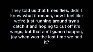 NF   LOST IN THE MOMENT LYRICS