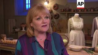 Actress that played Mrs Patmore 'blown away' by new 'Downton Abbey' exhibit