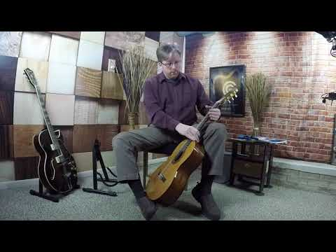 Here are the basics of nylon string guitar changing. Enjoy!