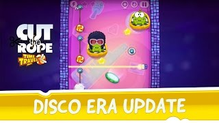 Cut the Rope: Time Travel - Disco Era Update