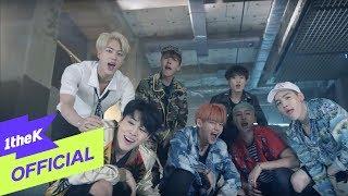 Gambar cover [MV] BTS(방탄소년단) _ FIRE (불타오르네)