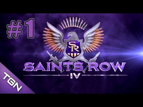 Gameplay de Saints Row IV: Game of the Century Edition