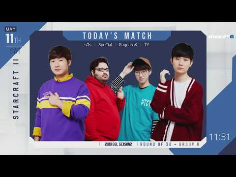 [ENG] 2019 GSL S2 Code S RO32 Group H