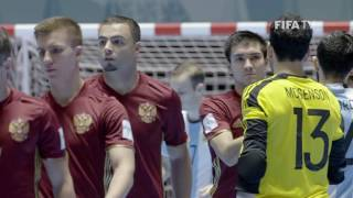 FUTSAL WORLD CUP 2016 THE ROAD TO THE FINAL