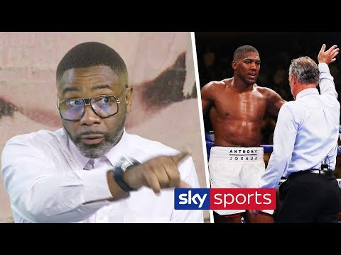 Spencer Fearon makes a PASSIONATE rant on what Anthony Joshua needs to do for the Ruiz rematch | T2T