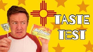 NEW MEXICO TASTE TEST