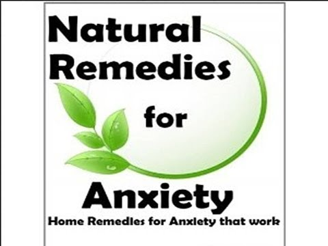 Video How to Treat Anxiety Disorder Naturally | Cure Anxiety Attacks Without Medication
