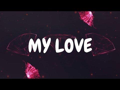 Arc North ‒ My Love (ft. Jonört) 🔥 [Official Lyric Video]